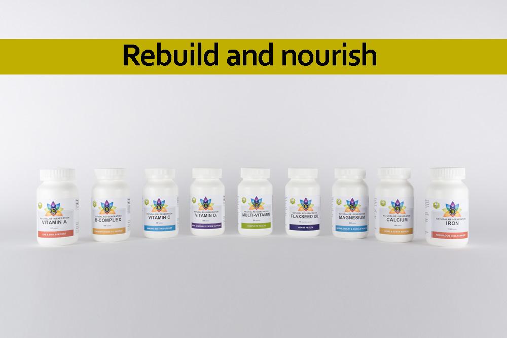 Rebuild and nourish